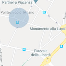 Go to the map of Polo Territoriale di Piacenza
